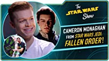 Cameron Monaghan Talks Jedi: Fallen Order, Plus a New Character From The Mandalorian Revealed