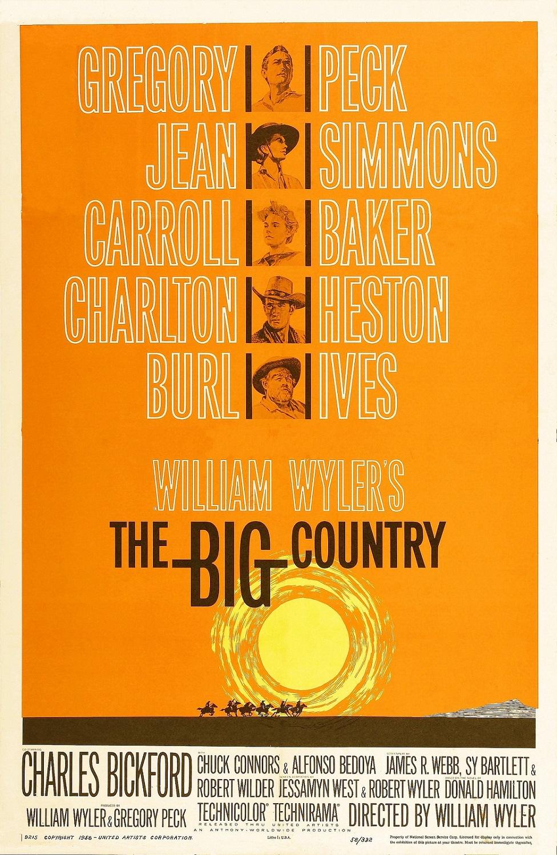 The Big Country (1958) - IMDb