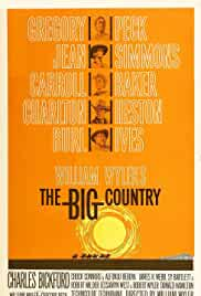 Watch Movie The Big Country (1958)