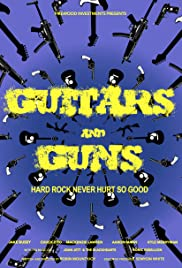 Guitars and Guns Poster