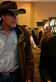 A Martinez and Robert Taylor in Longmire (2012)