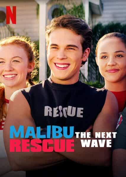 Malibu Rescue: The Next Wave (2020) Dual Audio [Hindi – English] x264 AAC Esub