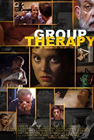Edward Kasper and Janelle Christa in Group Therapy: OCD (2017)