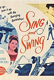 Sing and Swing Poster