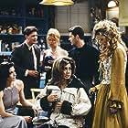 Jennifer Aniston, Courteney Cox, and Lisa Kudrow in Friends (1994)