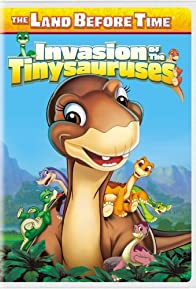 Primary photo for The Land Before Time XI: Invasion of the Tinysauruses