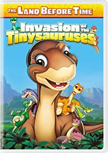 Movies mobile download The Land Before Time XI: Invasion of the Tinysauruses by Charles Grosvenor [720p]