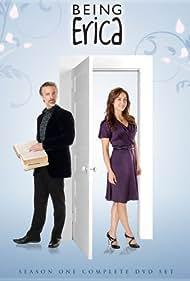 Michael Riley and Erin Karpluk in Being Erica (2009)