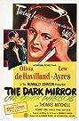 The Dark Mirror (1946) Poster