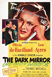 The Dark Mirror Poster