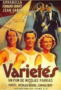 Primary photo for Variétés