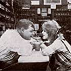Roscoe 'Fatty' Arbuckle and Alice Mann in His Wedding Night (1917)