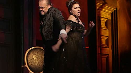 Metropolitan Opera: Live In HD: Puccini: Tosca