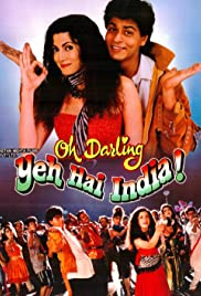 Oh Darling! This is India Poster