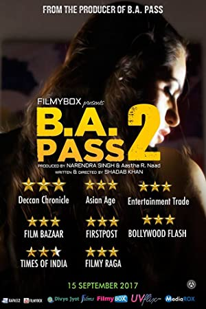 Download B.A. Pass 2 (2017) Hindi Movie 720p | 480p WebRip 1GB | 300MB