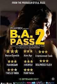 Watch Movie B.A. Pass 2 (2017)