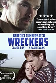 Shaun Evans, Benedict Cumberbatch, and Claire Foy in Wreckers (2011)