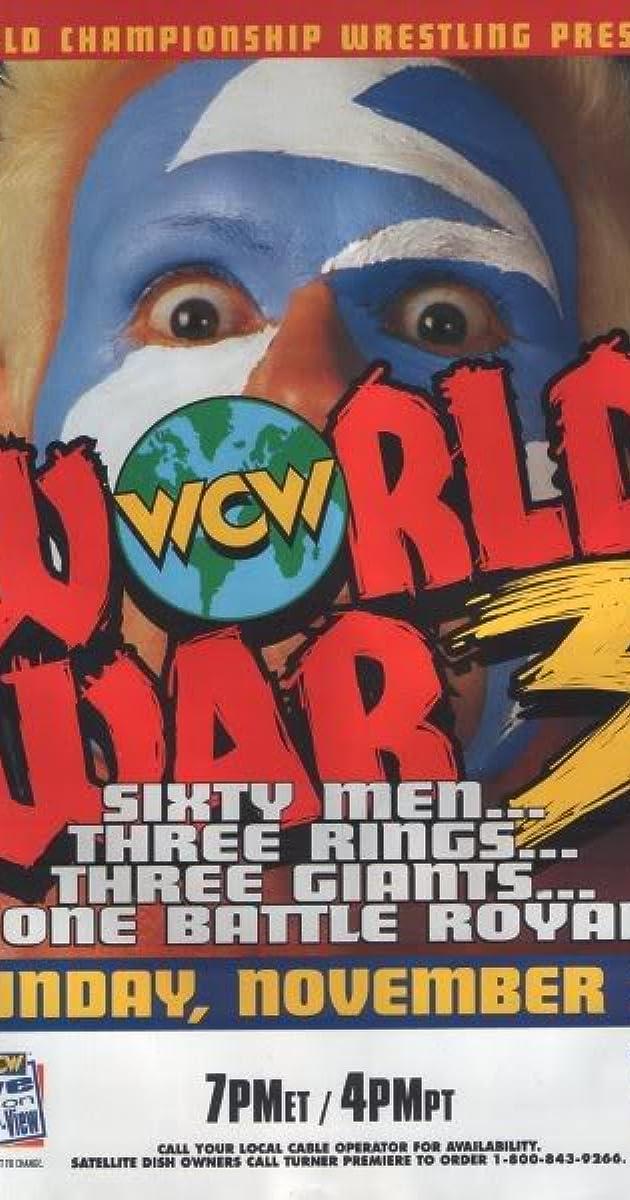 WCW World War 3 (1995) - IMDb