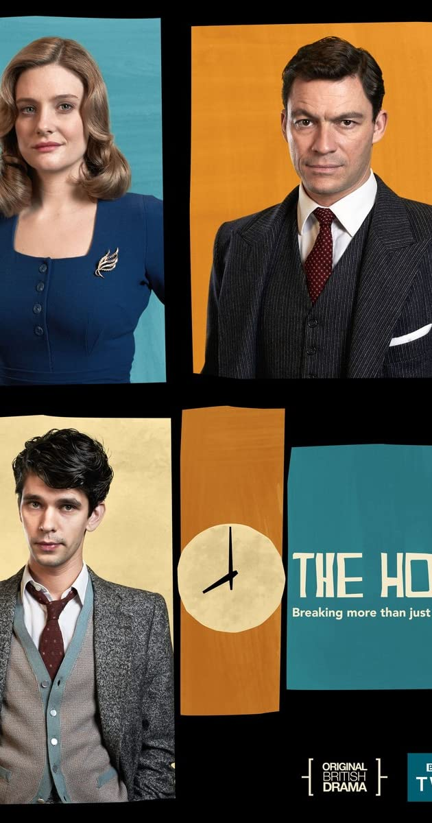 The Hour (TV Series 2011–2012) - IMDb