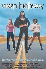 Vixen Highway Poster