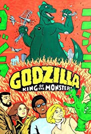 Godzilla Poster - TV Show Forum, Cast, Reviews