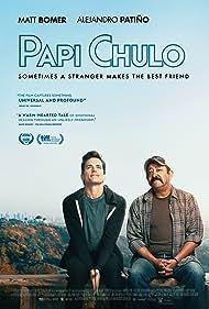 Matt Bomer and Alejandro Patiño in Papi Chulo (2018)