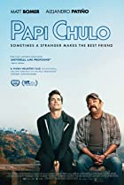 Papi Chulo (2018) Poster