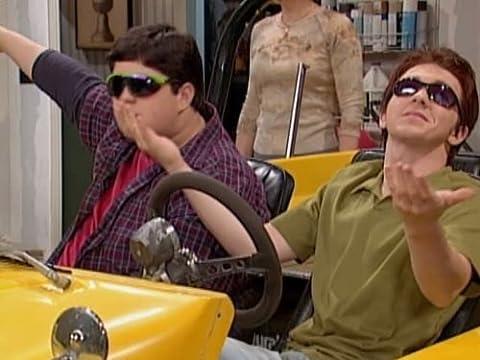 Drake y Josh 1×02 – Buggy (El Auto)