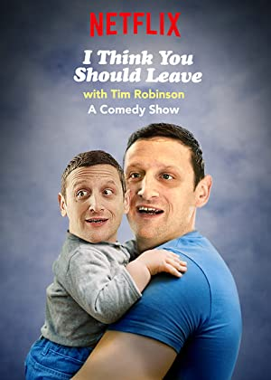 Where to stream I Think You Should Leave with Tim Robinson