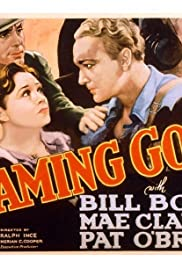 Flaming Gold Poster