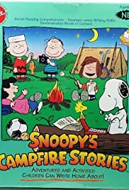 Snoopy's Campfire Stories Poster