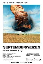 Septemberweizen Poster