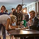 Sarah Silverman, Mickey Sumner, and Austin Stowell in Battle of the Sexes (2017)