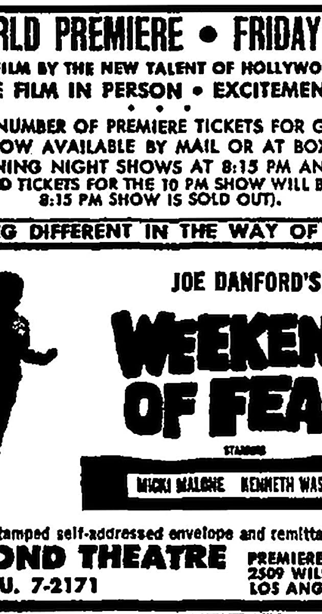 Weekend Of Fear 1966 Quotes Imdb