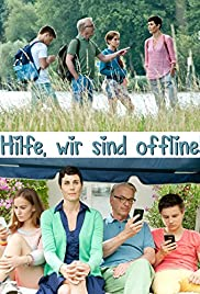 Hilfe, wir sind offline! Poster