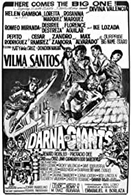 Darna and the Giants (1973)