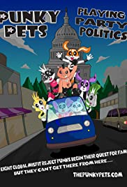 Punky Pets: Playing Party Politics Poster