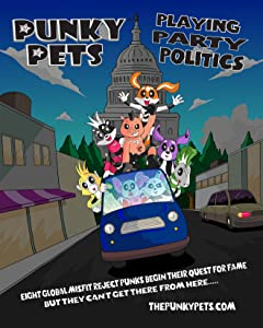 Latest movies 2017 free downloads Punky Pets: Playing Party Politics USA [1920x1080]