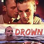 Matt Levett and Jack Matthews in Drown (2015)