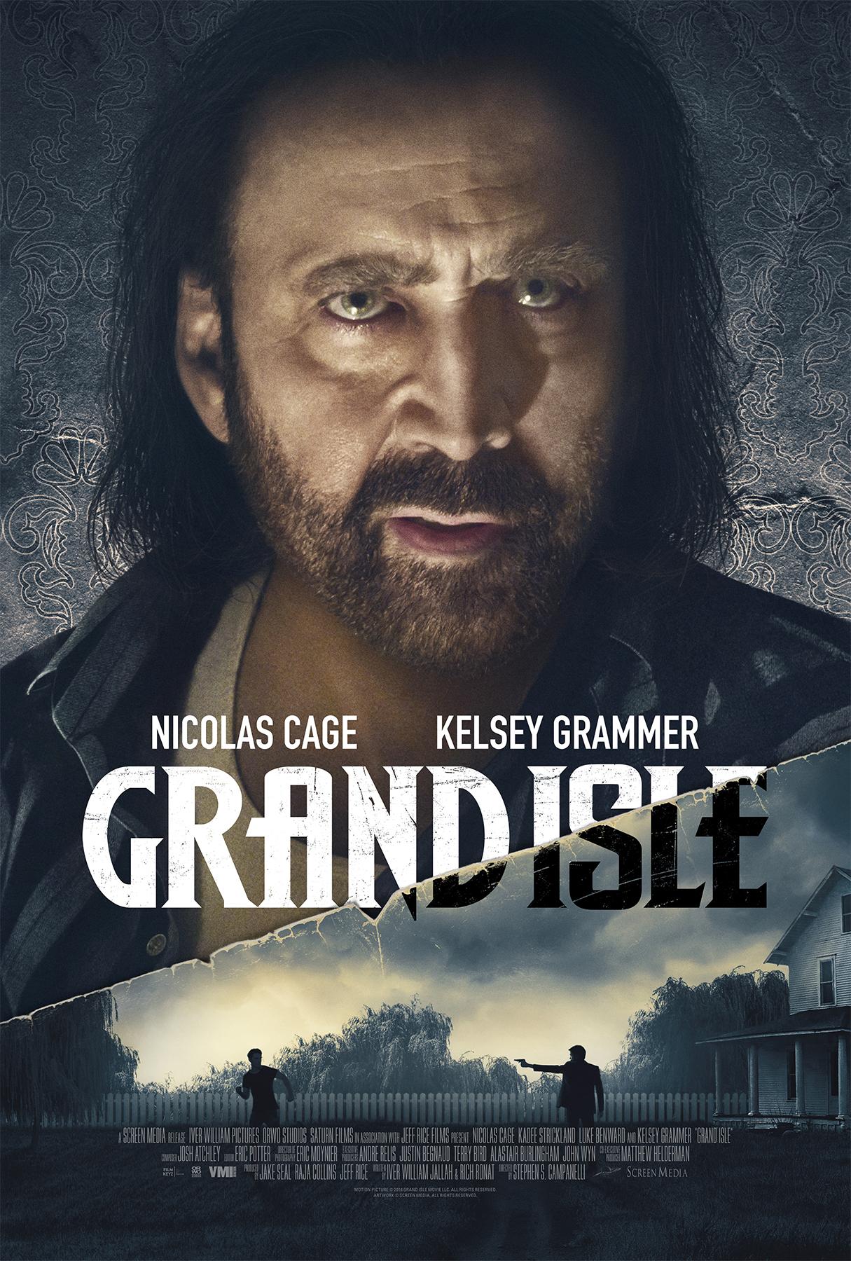 DIDŽIOJI SALA (2019) / Grand Isle