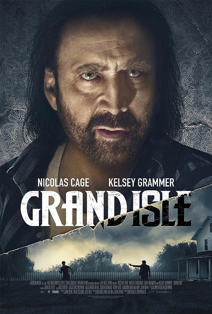 Nicolas Cage in Grand Isle (2019)