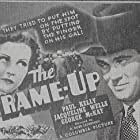 Julie Bishop and Paul Kelly in The Frame-Up (1937)
