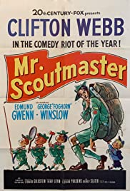 Mister Scoutmaster(1953) Poster - Movie Forum, Cast, Reviews