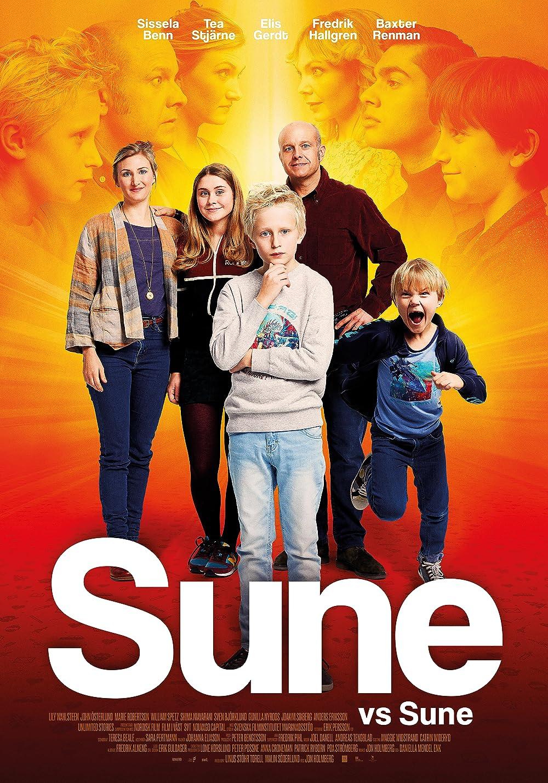 Sunė prieš Sunę (2018) / Sune vs Sune