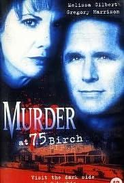 Murder at 75 Birch Poster
