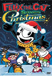 Image result for felix the cat saves christmas