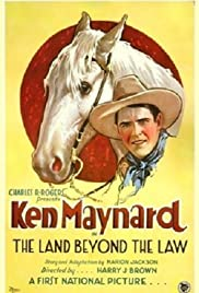 The Land Beyond the Law Poster