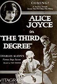 The Third Degree Poster