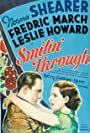Leslie Howard, Fredric March, and Norma Shearer in Smilin' Through (1932)