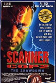 Scanner Cop II (1995) Poster - Movie Forum, Cast, Reviews